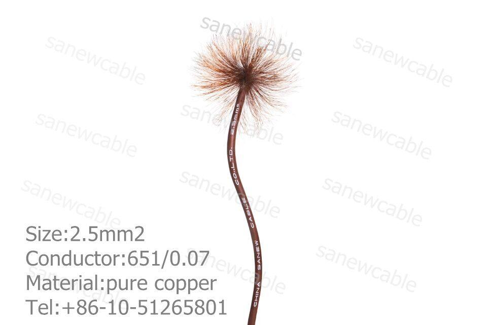 超柔硅橡胶电线